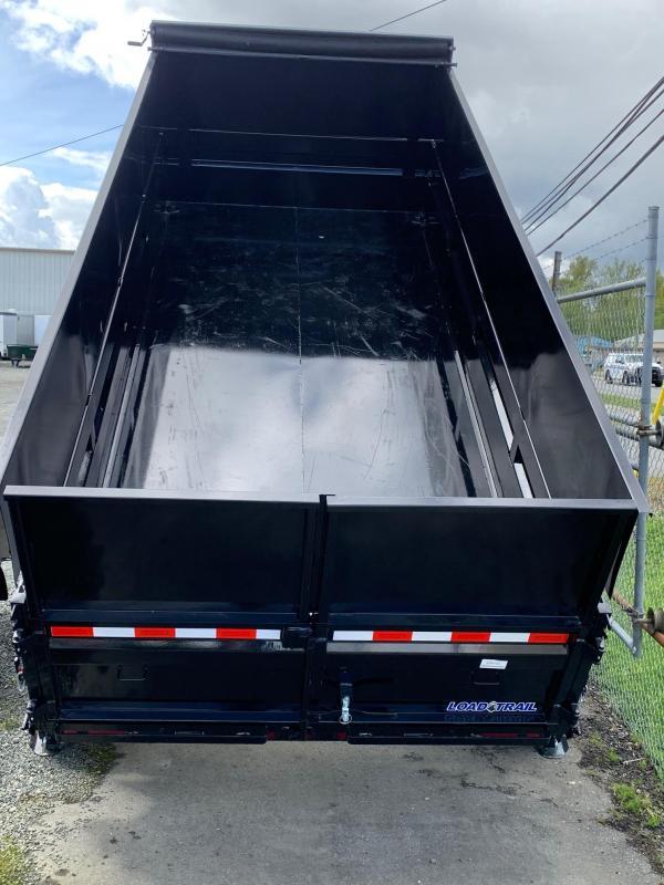 2021 Load Trail 7x16  21k Dump Trailer