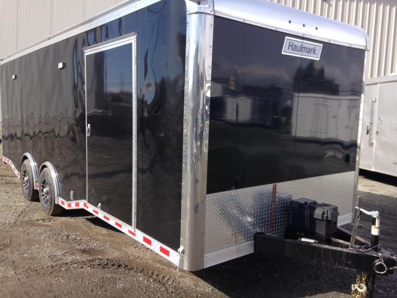 2019 Haulmark 8.5x24' 12k HEAT Car / Racing Trailer