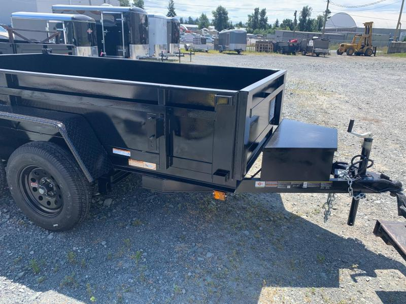 2021 Carry-On 5X10 7K Dump Trailer