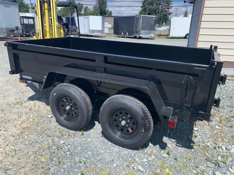 2020 Carry-On 5X10 7K Dump Trailer