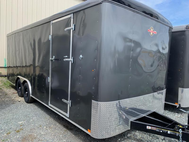 2021 Carry-On 8.5X24 10k Car Trailer