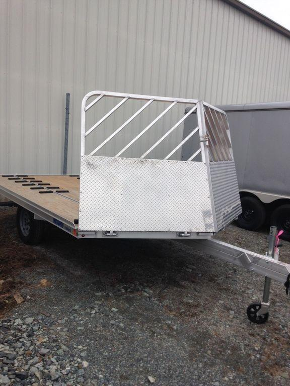 2021 Mission DRIVE ON/OFF MFS101x12LV Snowmobile Trailer