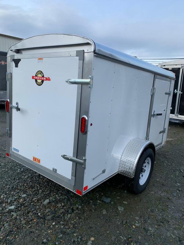 2020 Carry-On 5X10 BARN DOOR Enclosed Cargo Trailer