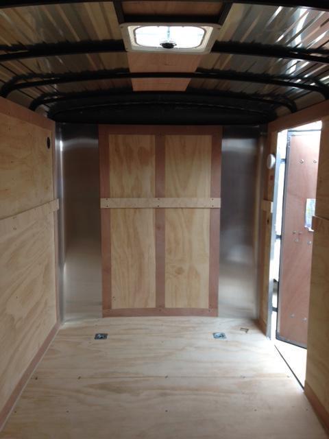 2021 Carry-On 7X14 UTV Ramp Enclosed Cargo Trailer
