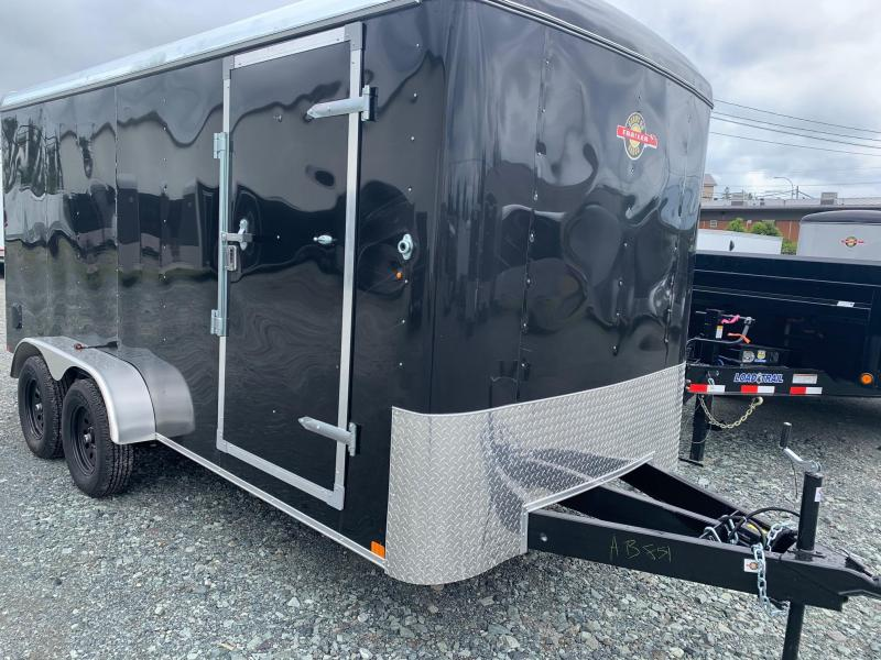 2021 Carry-On 7X14 UTV Ramp Enclosed Cargo Trailer