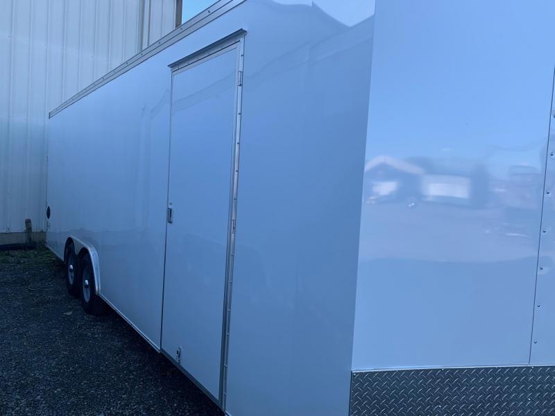 2021 Haulmark TRANSPORT 24' 10K Car Trailer
