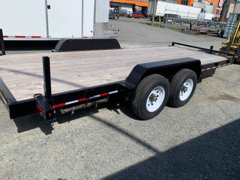 2020 Tuff Trailer 7x16 10k ramp Car Trailer