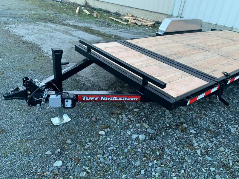 2021 Tuff Trailer 7K TILT Equipment Trailer