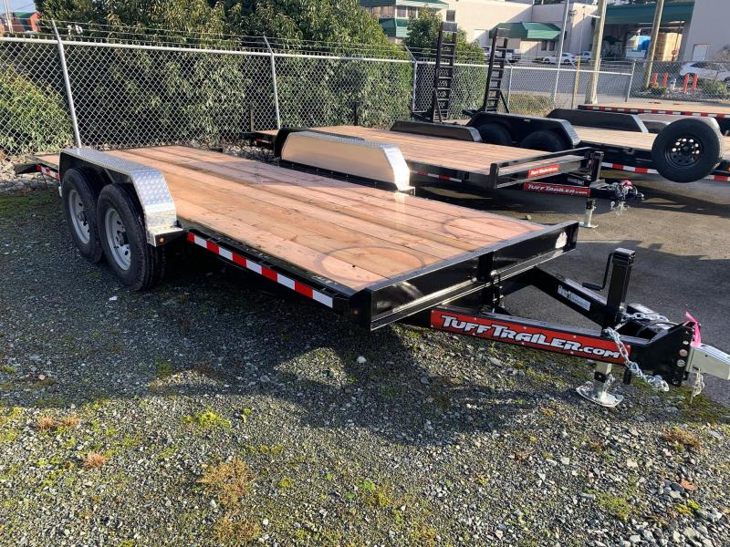 2021 Tuff Trailer 14K FULL TILT Equipment Trailer