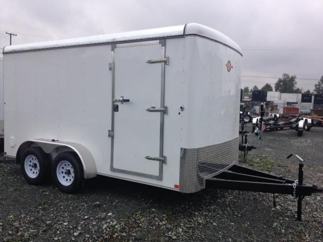 2020 Carry-On 7X16CGRUTVCT Enclosed Cargo Trailer