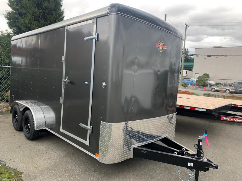 2021 Carry-On 7X16 W/RAMP Cargo Trailer