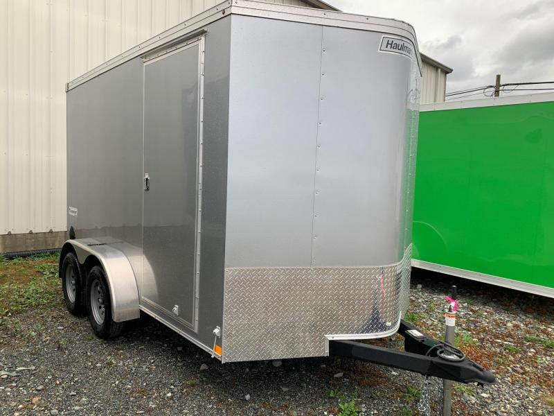 2020 Haulmark 7x12 TRANSPORT W/RAMP  Enclosed Cargo Trailer