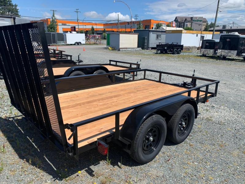 2020 Carry-On 7X12 TANDEM Utility Trailer