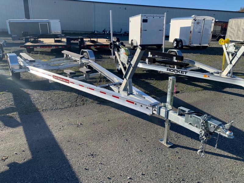 2021 Tuff Trailer TSA4000TL Aluminum Boat Trailer