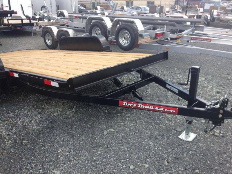 2020 Tuff Trailer 7x16 7K Tilt Equipment / Car Trailer