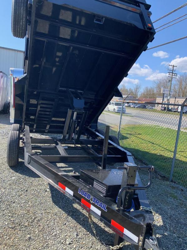 2021 Load Trail 7x14 14000# Dump Trailer