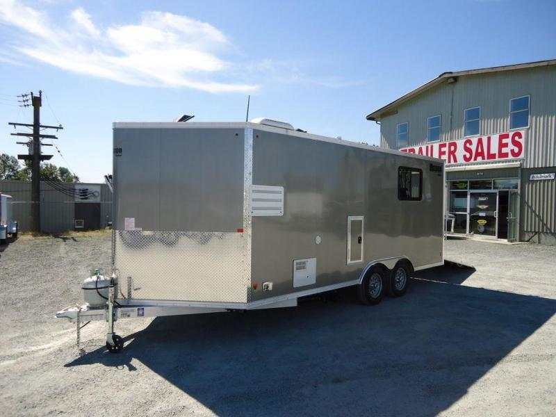 2021 Mission Park and Play 8.5 x 18 Toy Hauler-CUSTOM ORDERS