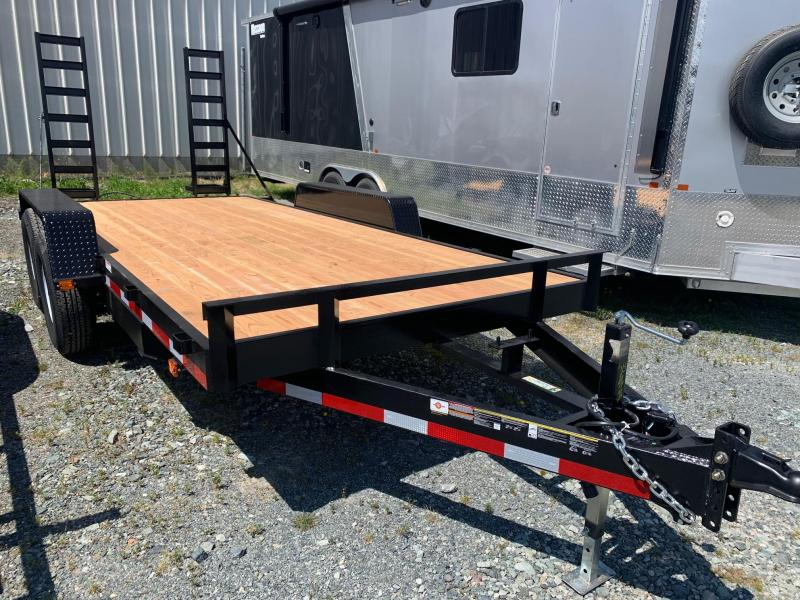 2020 Carry-On 7X16 14K Equipment Trailer