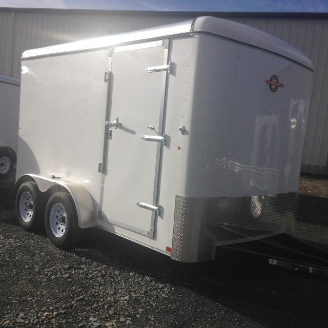 2021 Carry-On 6X12 TANDEM RAMP Enclosed Cargo Trailer
