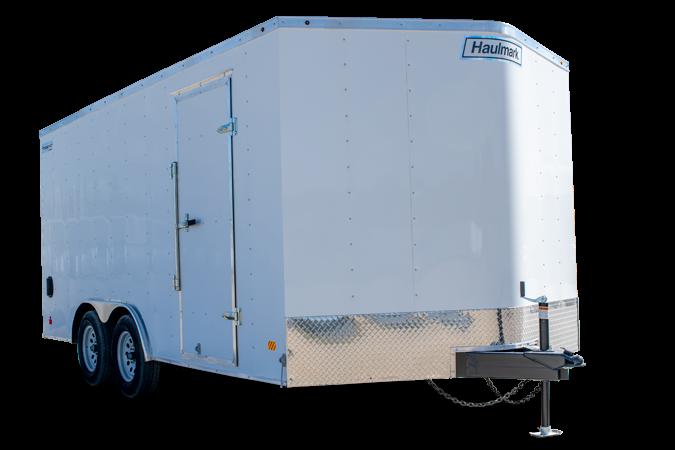 2021 Haulmark 8.5X16 W/RAMP Cargo Trailer