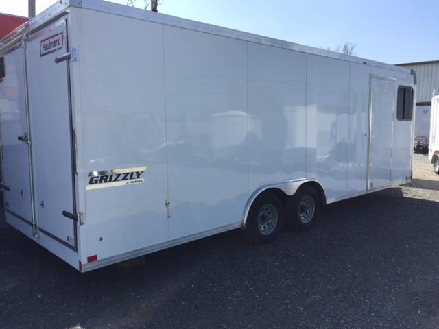 2020 Haulmark 24' Jobsite Office Enclosed Cargo Trailer