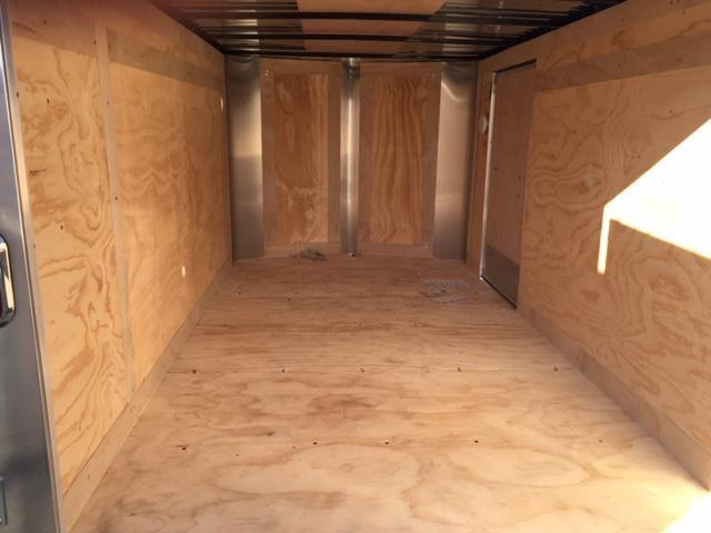 2021 Carry-On 6x12 Enclosed Cargo Trailer