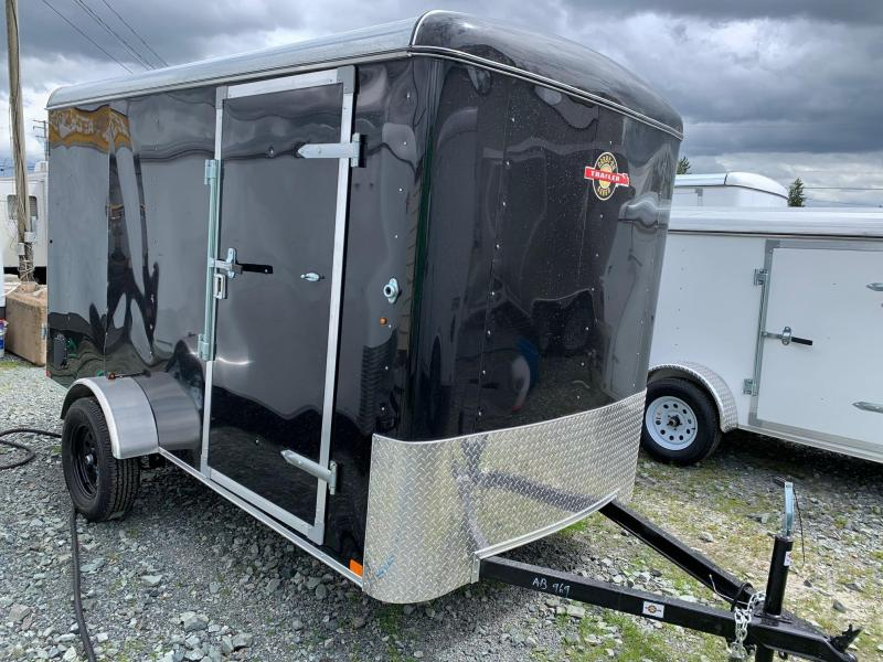 2021 Carry-On 6X12 BARN DOORS Enclosed Cargo Trailer