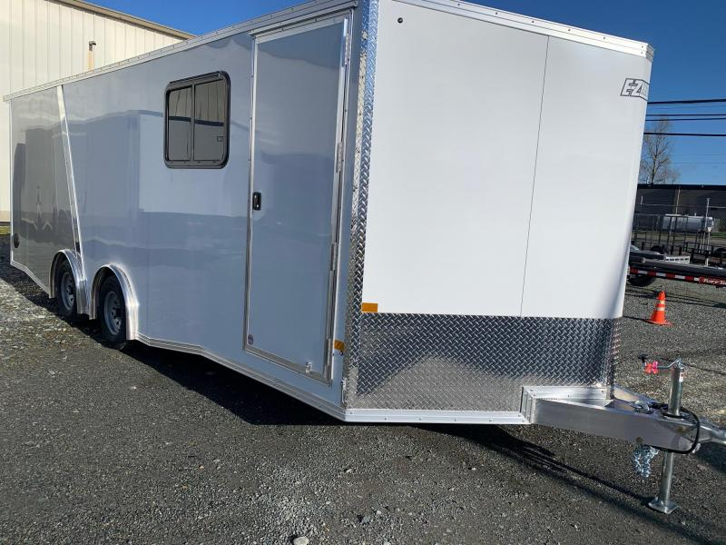 2021 E-Z Hauler EZEC8x24CH-IF Car / Racing Trailer