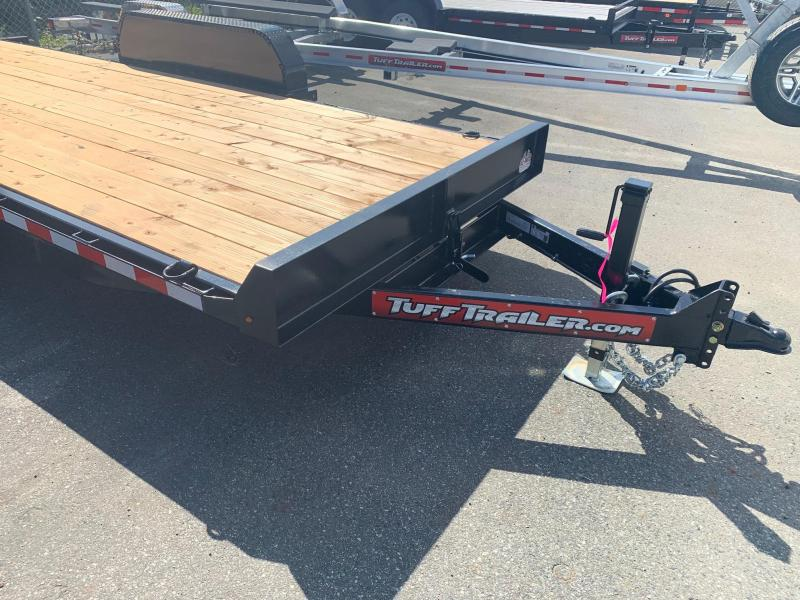 2021 Tuff 10k TILT Equipment Trailer