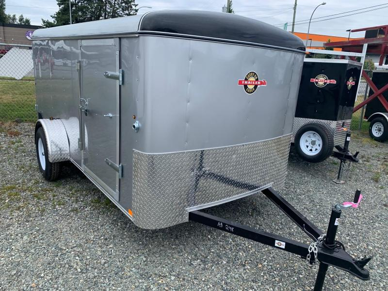 "2020 Carry-On 6X12 Barn Door ""Short"" Cargo Trailer"