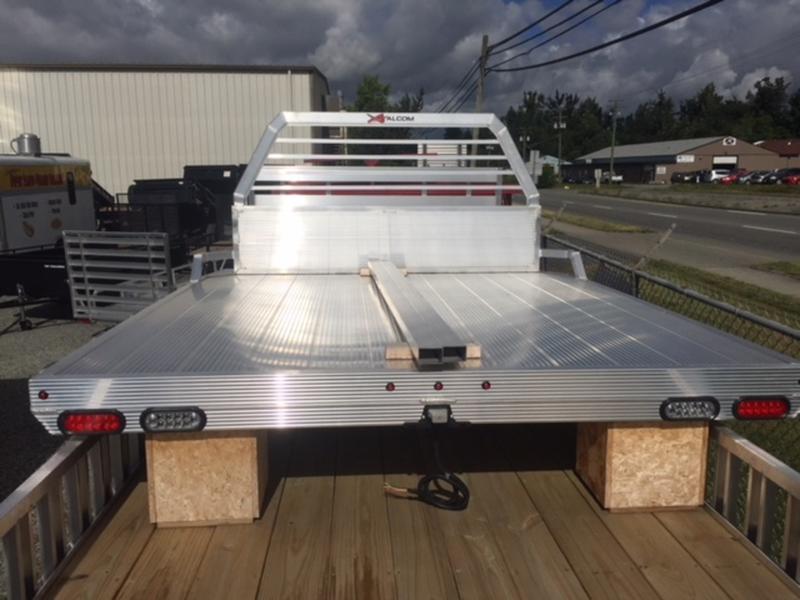 2021 Mission Truck Deck AL10185