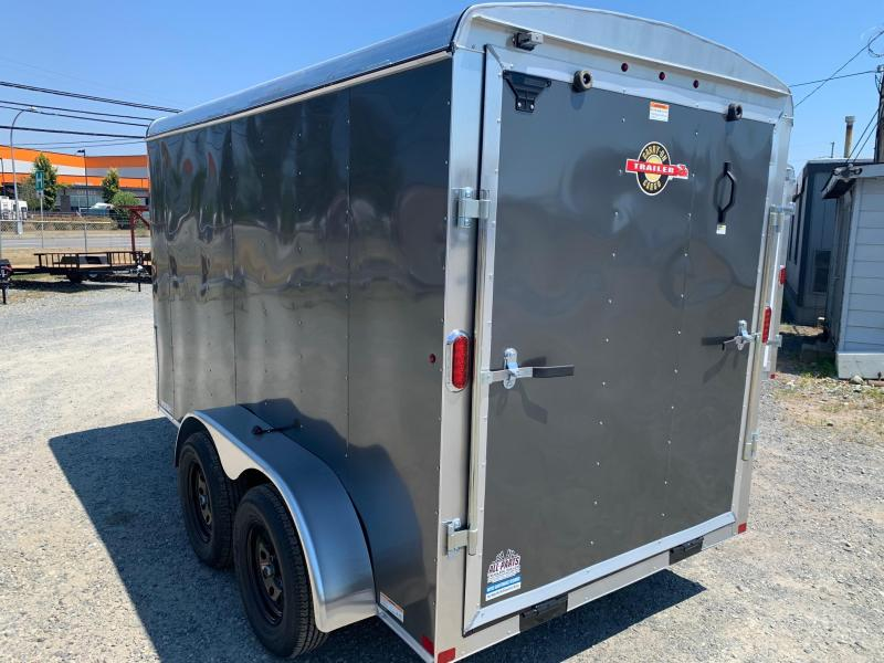 2021 Carry-On 6X12 TANDEM WITH RAMP Cargo Trailer