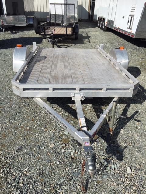 2015 CargoPro 6X12 TILT Utility Trailer