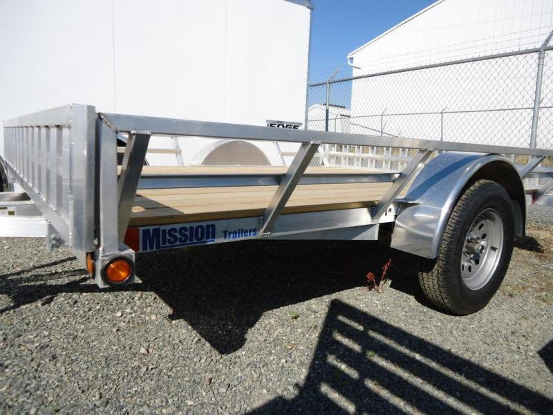 "2021 Mission 83""x10 ATV/UTV Trailer"