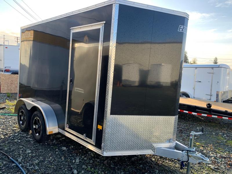 2021 E-Z Hauler EZEC7x12TA-IF Enclosed Cargo Trailer