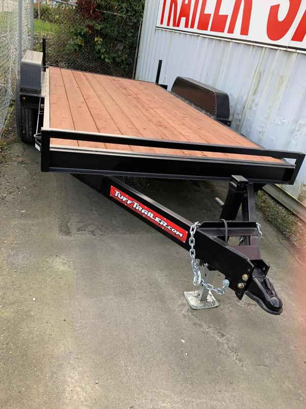 2021 Tuff Trailer 7x14' 7K CAR TRAILER