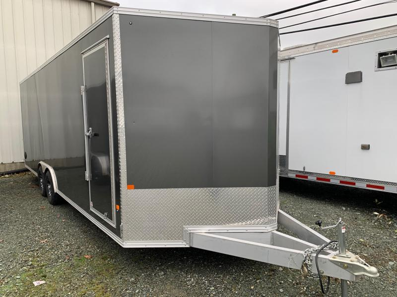 2019 ALCOM XPRESS 8X24CH Car / Racing Trailer