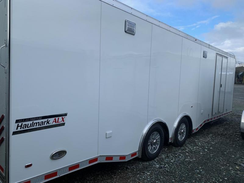 2020 Haulmark Aluminum 28' 12000# Car / Racing Trailer