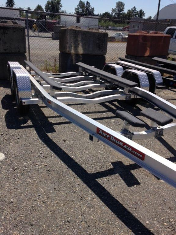 2021 Tuff Trailer TSA5000T Aluminum Boat Trailer