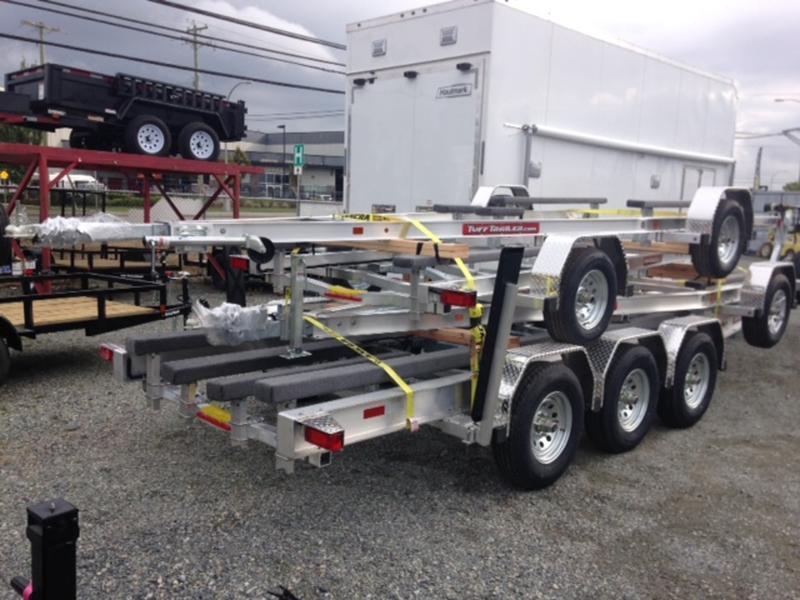 2021 Tuff Trailer TSA2500TS Aluminum Boat Trailer