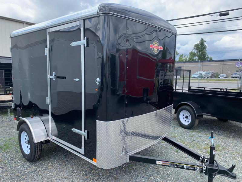 2020 Carry-On 6X10 BARN DOORS Enclosed Cargo Trailer