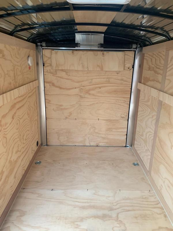 2021 Carry-On 6x12 RAMP Enclosed Cargo Trailer