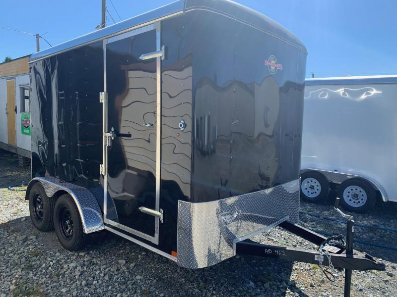 2020 Carry-On 7X12 UTV  Enclosed Cargo Trailer