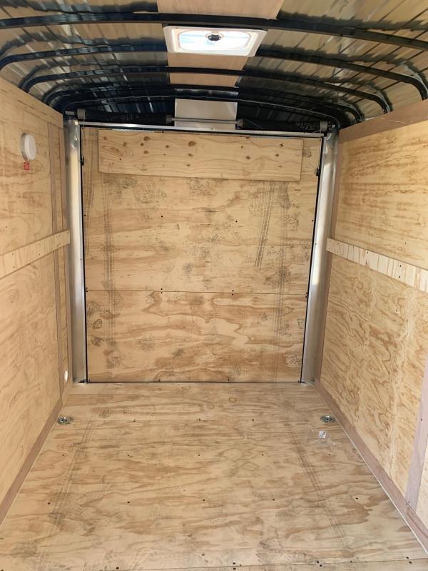 2020 Carry-On 7X12 UTV  Enclosed Cargo Trailer