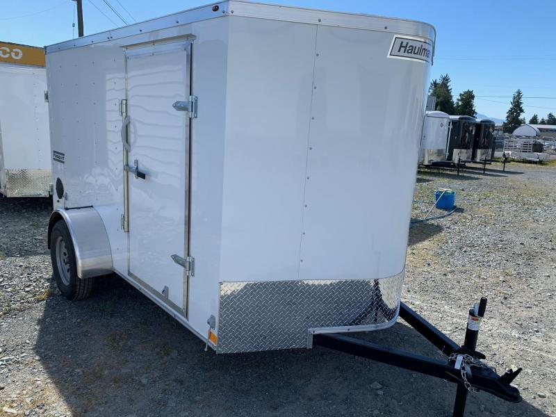 2020 Haulmark 6x10 Enclosed Cargo Trailer