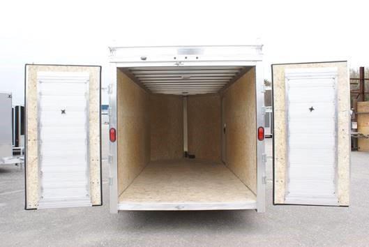 2020 E-Z Hauler 7x14 UCP Enclosed Cargo Trailer