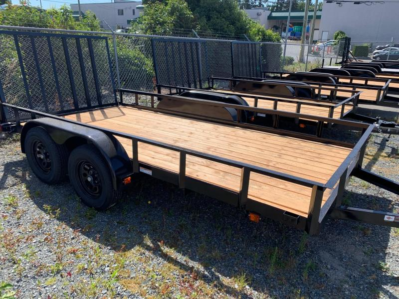 2021 Carry-On 7X14 Tandem Utility Trailer