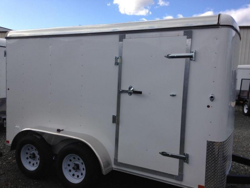 2021 Carry-On 6X12 Tandem Barn Doors Enclosed Cargo Trailer