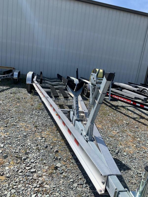2022 Venture Aluminum Triple Axle VATB-15025 Boat Trailer