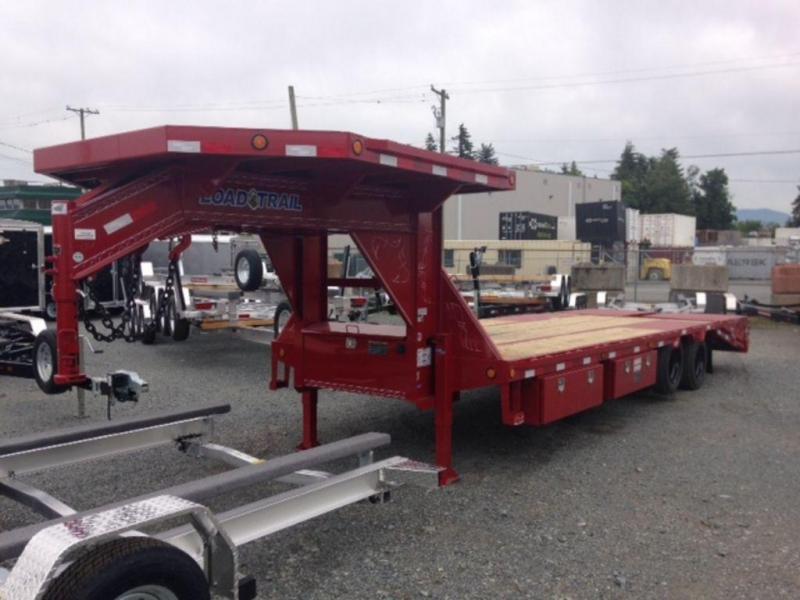 2021 Load Trail GOOSENECK 30000#  Equipment Trailer
